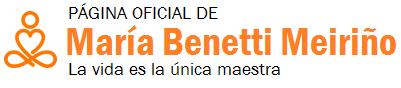 Página Oficial María Benetti Meiriño