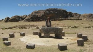 Lago Titicaca. Isla del Sol