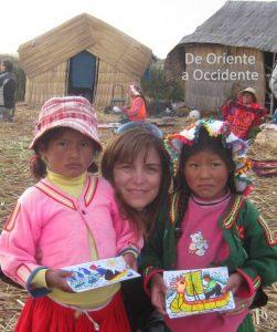 Isla de los Uros, Perú, Puno